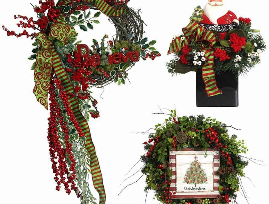 Fav 5 Holiday Floral Designs?