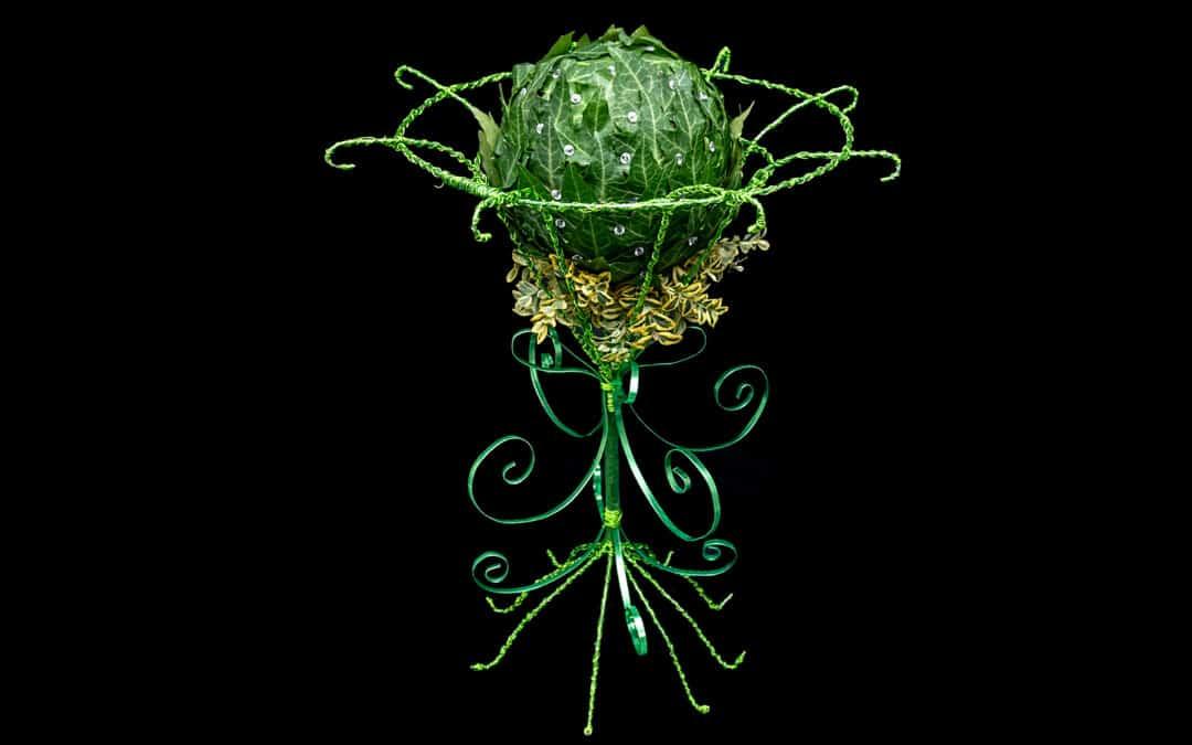 Lime Explosion – Sphere Arrangement