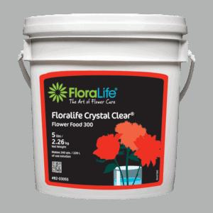 Floralife Crystal Clear® 2.26kg tub
